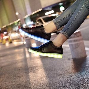 Shoes - Glowing sneakers
